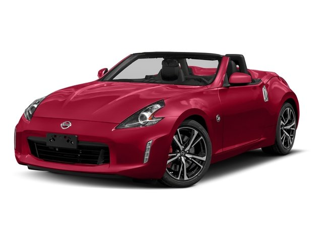 Passion Red 2018 Nissan 370Z Roadster Pictures 370Z Roadster Touring Auto photos front view