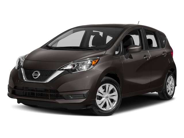 Cocoa Embers 2018 Nissan Versa Note Pictures Versa Note 2018.5 SV CVT photos front view