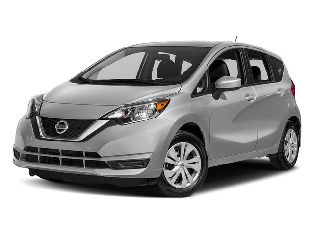 Brilliant Silver 2018 Nissan Versa Note Pictures Versa Note 2018.5 SV CVT photos front view