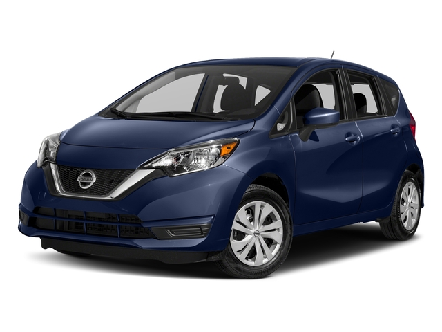 Deep Blue Pearl 2018 Nissan Versa Note Pictures Versa Note 2018.5 SV CVT photos front view