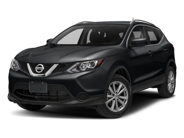 Magnetic Black 2018 Nissan Rogue Sport Pictures Rogue Sport 2018.5 AWD SV photos front view