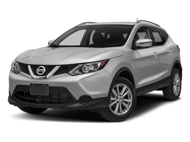 Brilliant Silver 2018 Nissan Rogue Sport Pictures Rogue Sport 2018.5 AWD SV photos front view