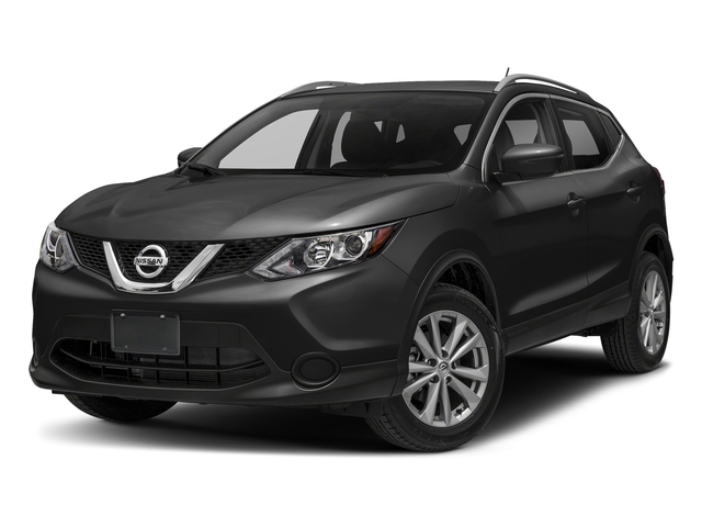 Gun Metallic 2018 Nissan Rogue Sport Pictures Rogue Sport 2018.5 AWD SV photos front view