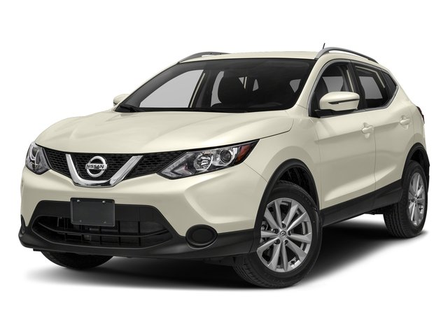 Pearl White 2018 Nissan Rogue Sport Pictures Rogue Sport 2018.5 AWD SV photos front view
