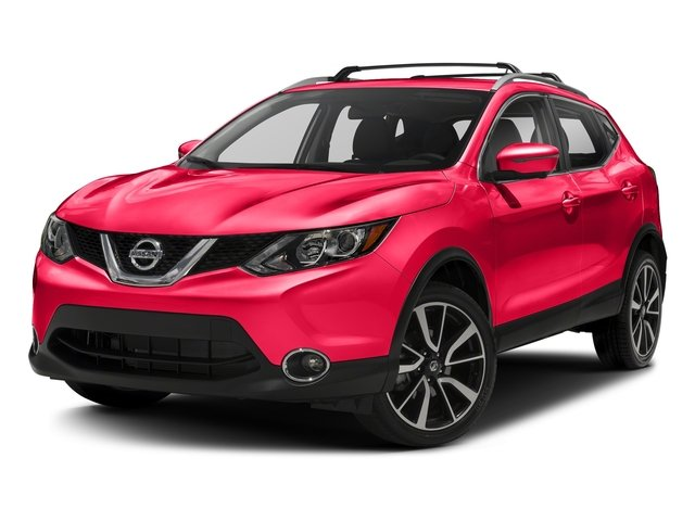 Palatial Ruby 2018 Nissan Rogue Sport Pictures Rogue Sport Utility 4D SL AWD photos front view