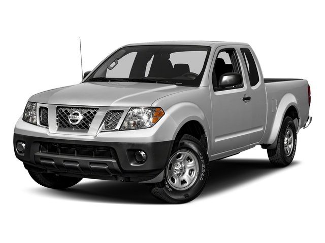 Brilliant Silver 2018 Nissan Frontier Pictures Frontier King Cab 4x2 S Auto photos front view