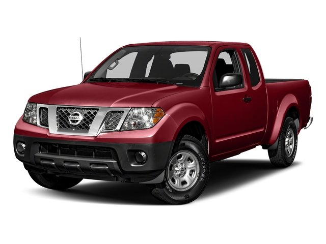 Cayenne Red 2018 Nissan Frontier Pictures Frontier King Cab 4x2 S Auto photos front view