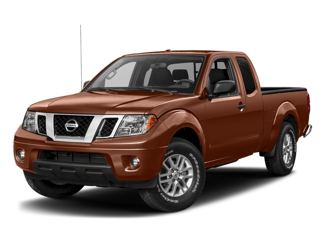 Forged Copper 2018 Nissan Frontier Pictures Frontier King Cab 4x2 SV V6 Auto photos front view