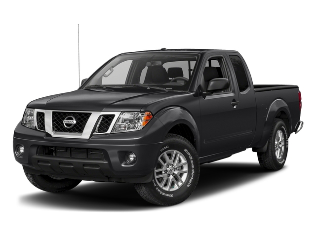 Magnetic Black 2018 Nissan Frontier Pictures Frontier King Cab 4x2 SV V6 Auto photos front view