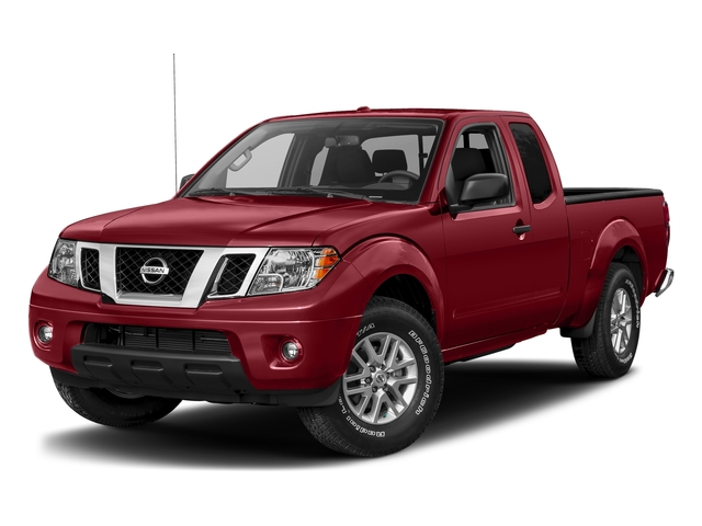 Cayenne Red 2018 Nissan Frontier Pictures Frontier King Cab 4x2 SV V6 Auto photos front view