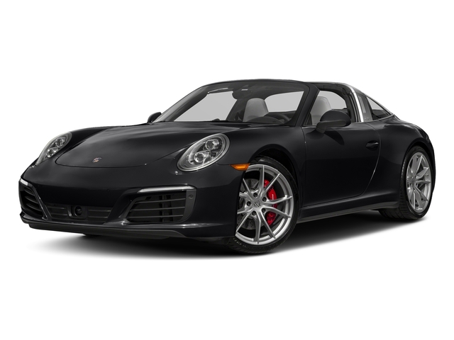 Black 2018 Porsche 911 Pictures 911 Targa 4 GTS photos front view