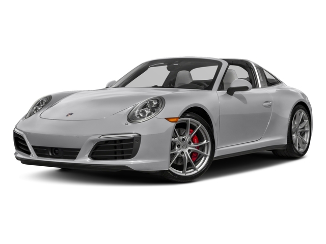 GT Silver Metallic 2018 Porsche 911 Pictures 911 Targa 4 GTS photos front view