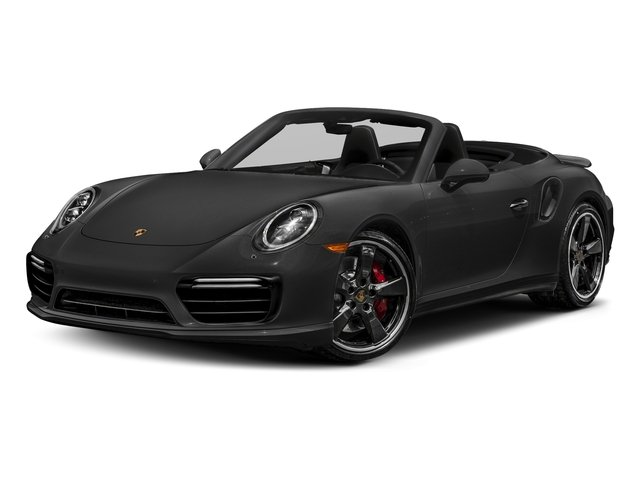 Custom Color 2018 Porsche 911 Pictures 911 Turbo Cabriolet photos front view