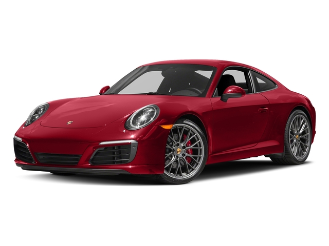 Carmine Red 2018 Porsche 911 Pictures 911 Carrera S Coupe photos front view