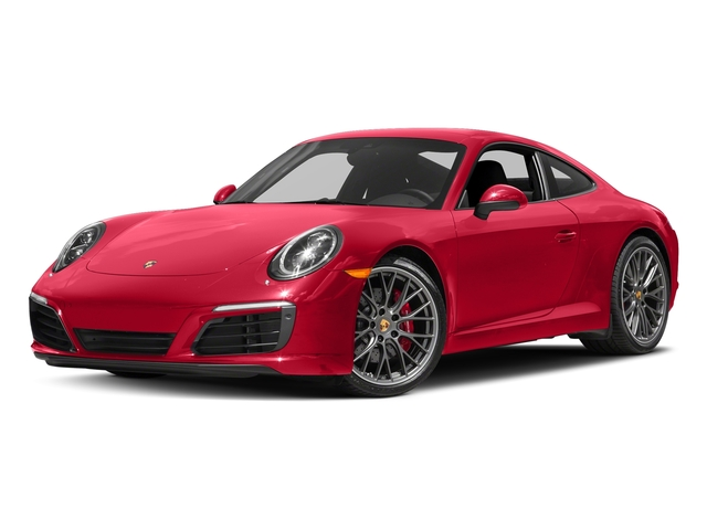 Guards Red 2018 Porsche 911 Pictures 911 Carrera S Coupe photos front view