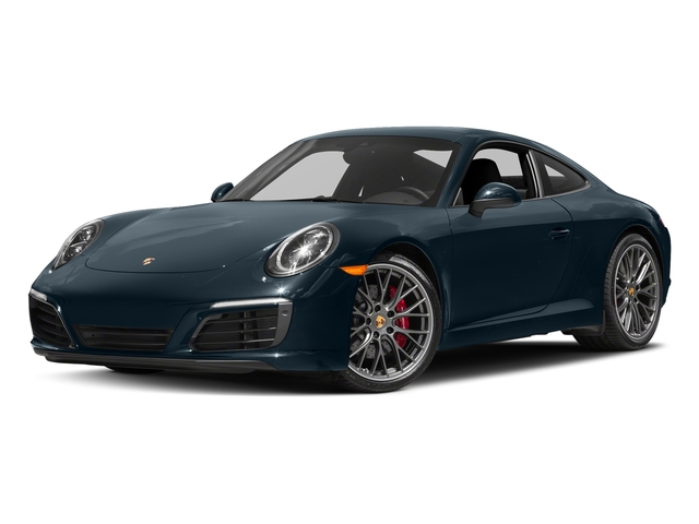 Night Blue Metallic 2018 Porsche 911 Pictures 911 Carrera S Coupe photos front view