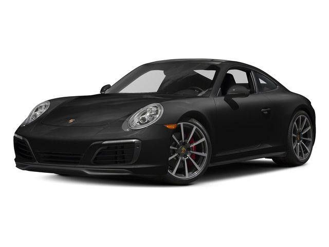Custom Color 2018 Porsche 911 Pictures 911 Carrera 4S Coupe photos front view