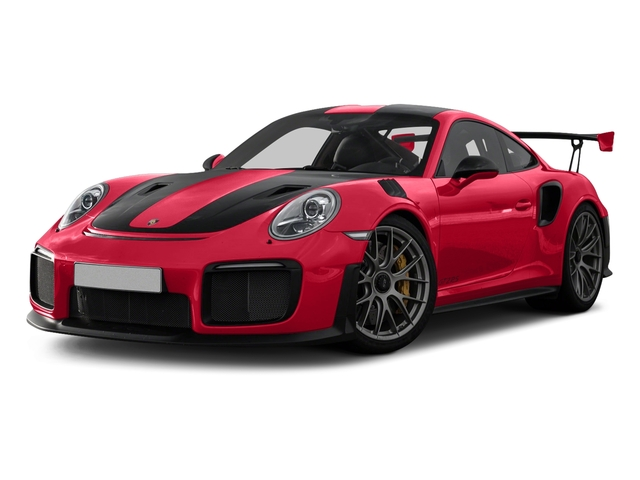 Guards Red 2018 Porsche 911 Pictures 911 GT2 RS Coupe photos front view