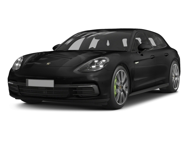Custom Color 2018 Porsche Panamera Pictures Panamera Turbo S E-Hybrid Sport Turismo AWD photos front view