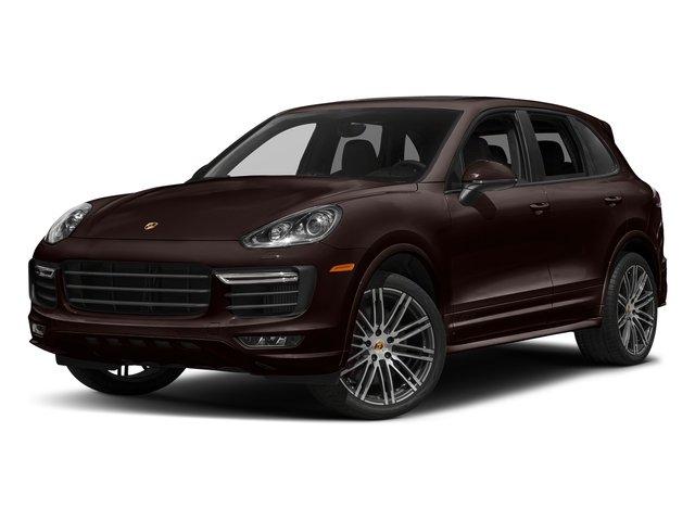 Mahogany Metallic 2018 Porsche Cayenne Pictures Cayenne Utility 4D GTS AWD V6 Turbo photos front view