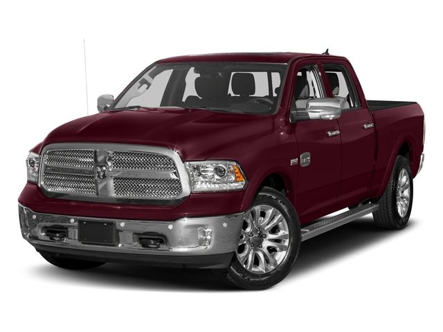 Delmonico Red Pearlcoat 2018 Ram Truck 1500 Pictures 1500 Longhorn 4x2 Crew Cab 5'7 Box *Ltd Avail* photos front view