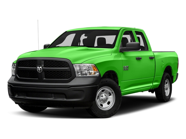 Hills Green 2018 Ram Truck 1500 Pictures 1500 Express 4x4 Quad Cab 6'4 Box photos front view