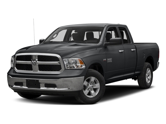 Granite Crystal Metallic Clearcoat 2018 Ram Truck 1500 Pictures 1500 Harvest 4x2 Quad Cab 6'4 Box *Ltd Avail* photos front view