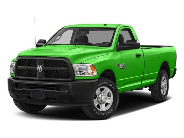 Hills Green 2018 Ram Truck 2500 Pictures 2500 SLT 4x4 Reg Cab 8' Box photos front view