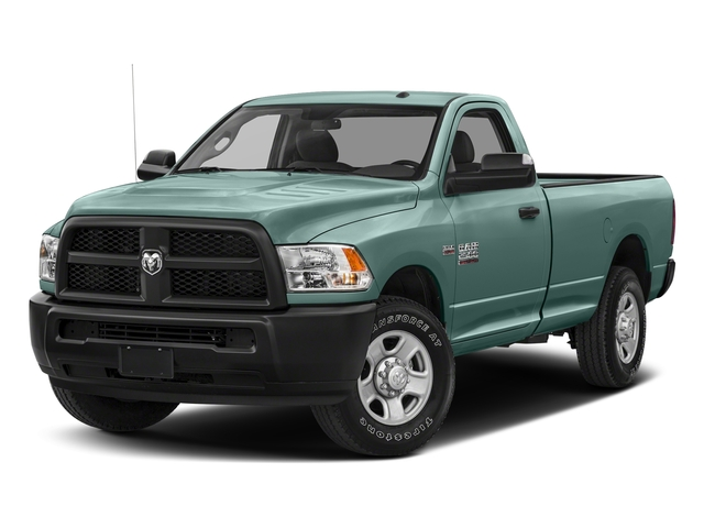 Light Green 2018 Ram Truck 2500 Pictures 2500 SLT 4x4 Reg Cab 8' Box photos front view