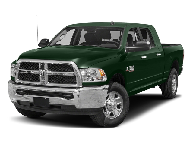 Timberline Green Pearlcoat 2018 Ram Truck 2500 Pictures 2500 SLT 4x4 Mega Cab 6'4 Box photos front view