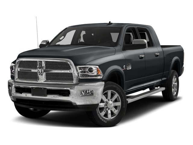 Maximum Steel Metallic Clearcoat 2018 Ram Truck 2500 Pictures 2500 Limited 4x2 Mega Cab 6'4 Box photos front view
