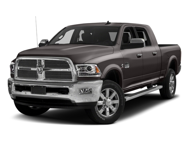 Granite Crystal Metallic Clearcoat 2018 Ram Truck 2500 Pictures 2500 Limited 4x2 Mega Cab 6'4 Box photos front view