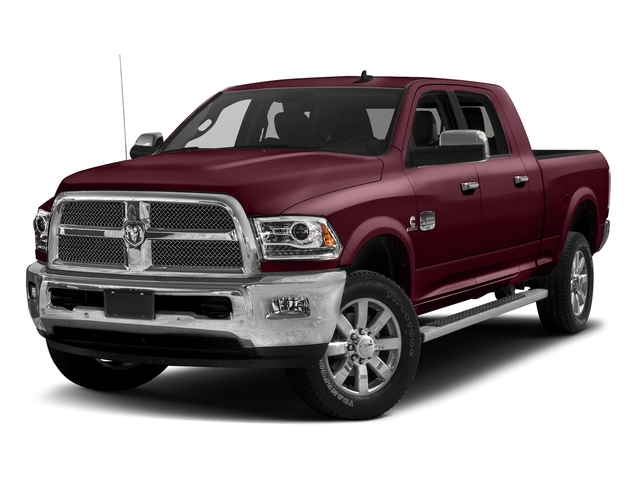 Delmonico Red Pearlcoat 2018 Ram Truck 2500 Pictures 2500 Limited 4x2 Mega Cab 6'4 Box photos front view