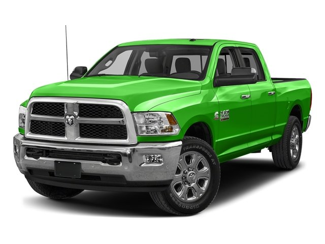 Hills Green 2018 Ram Truck 2500 Pictures 2500 SLT 4x2 Crew Cab 6'4 Box photos front view