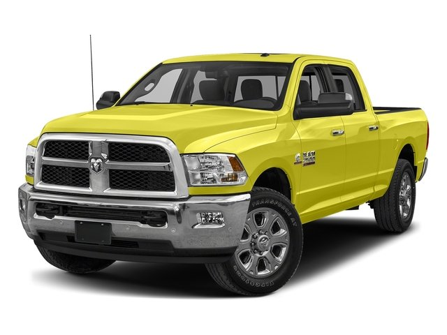 National Safety Yellow 2018 Ram Truck 2500 Pictures 2500 SLT 4x2 Crew Cab 6'4 Box photos front view