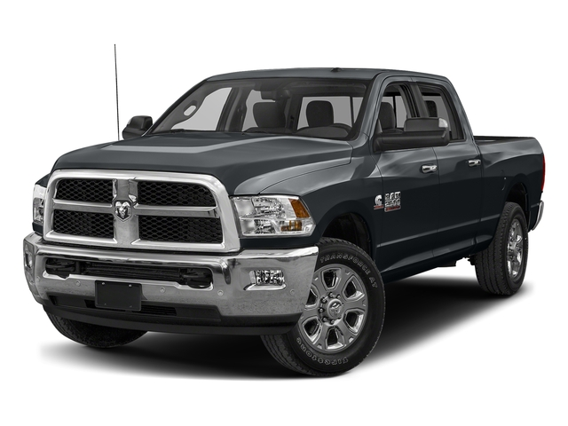 Maximum Steel Metallic Clearcoat 2018 Ram Truck 2500 Pictures 2500 SLT 4x2 Crew Cab 6'4 Box photos front view