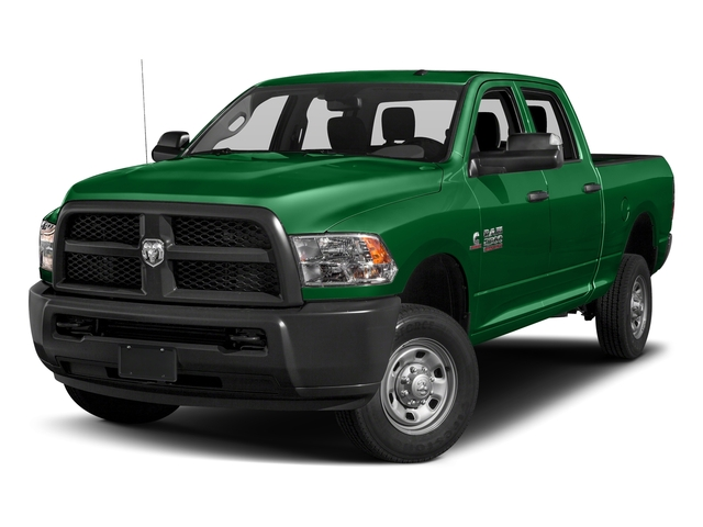 Bright Green 2018 Ram Truck 2500 Pictures 2500 Tradesman 4x4 Crew Cab 8' Box photos front view
