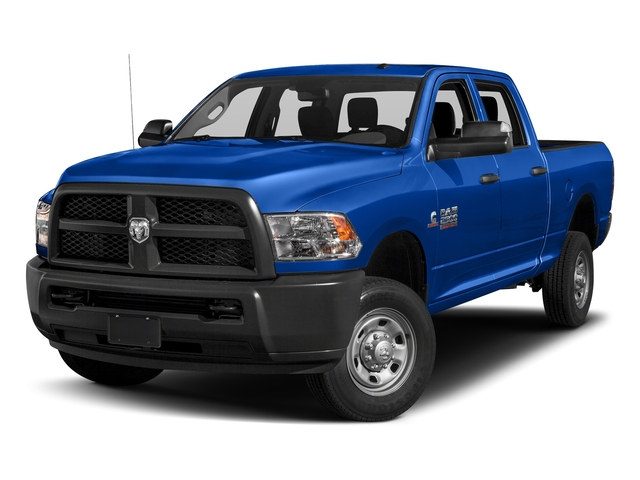 New Holland Blue 2018 Ram Truck 2500 Pictures 2500 Tradesman 4x4 Crew Cab 8' Box photos front view