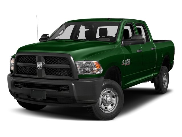 Tree Green 2018 Ram Truck 2500 Pictures 2500 Tradesman 4x4 Crew Cab 8' Box photos front view