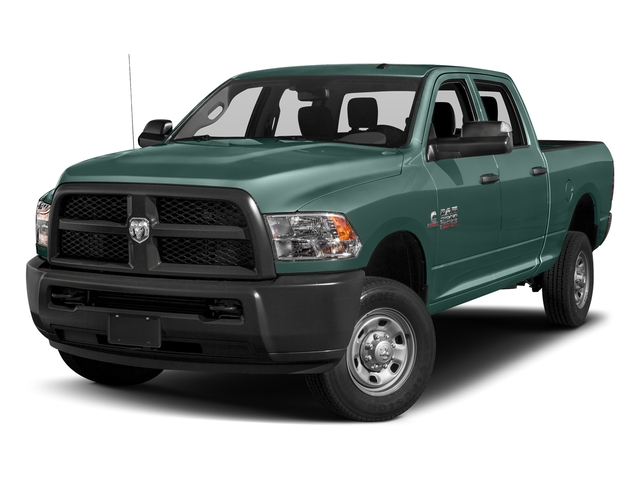 Light Green 2018 Ram Truck 2500 Pictures 2500 Tradesman 4x4 Crew Cab 8' Box photos front view