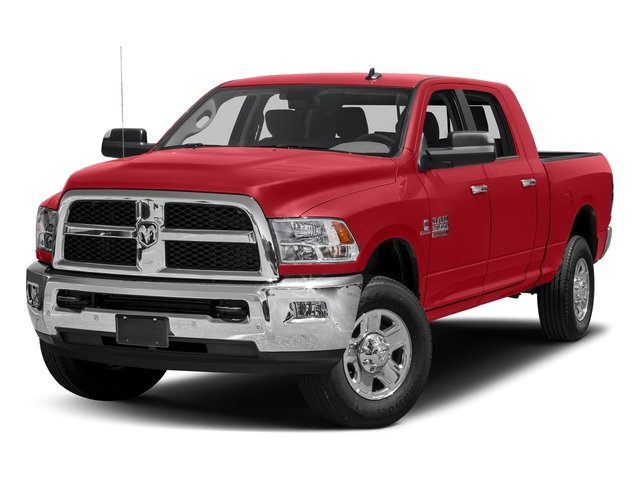 Bright Red 2018 Ram Truck 3500 Pictures 3500 Mega Cab Bighorn/Lone Star 2WD photos front view