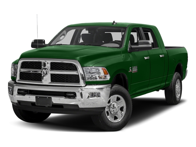 Tree Green 2018 Ram Truck 3500 Pictures 3500 Mega Cab Bighorn/Lone Star 2WD photos front view