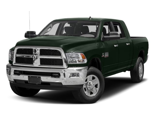 Black Forest Green Pearlcoat 2018 Ram Truck 3500 Pictures 3500 Mega Cab Bighorn/Lone Star 2WD photos front view