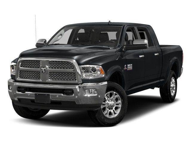 Maximum Steel Metallic Clearcoat 2018 Ram Truck 3500 Pictures 3500 Limited 4x4 Mega Cab 6'4 Box photos front view