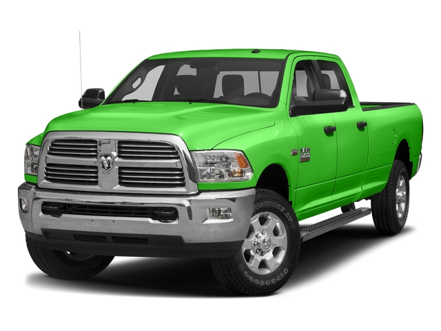 Hills Green 2018 Ram Truck 3500 Pictures 3500 Big Horn 4x4 Crew Cab 8' Box photos front view