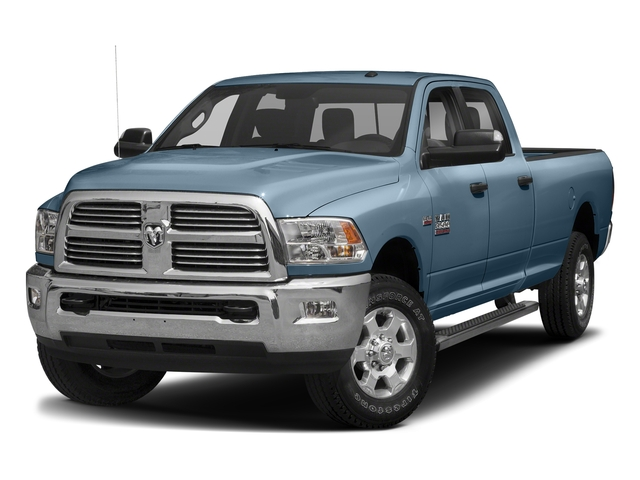 Robin Egg Blue 2018 Ram Truck 3500 Pictures 3500 Big Horn 4x4 Crew Cab 8' Box photos front view