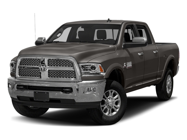 Granite Crystal Metallic Clearcoat 2018 Ram Truck 3500 Pictures 3500 Limited 4x2 Crew Cab 6'4 Box photos front view