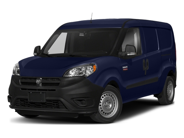 Blue Night Metallic 2018 Ram Truck ProMaster City Cargo Van Pictures ProMaster City Cargo Van Tradesman SLT Van photos front view