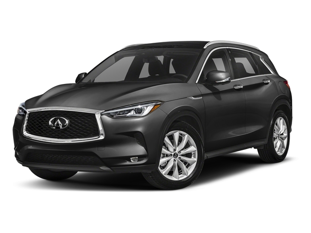 Graphite Shadow 2019 INFINITI QX50 Pictures QX50 LUXE FWD photos front view