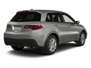 Palladium Metallic 2010 Acura RDX Pictures RDX Utility 4D AWD photos rear view